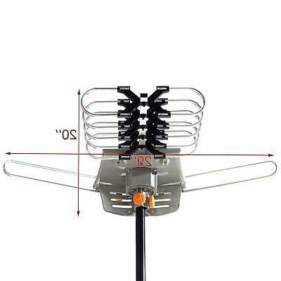 TV Antenna Rotation