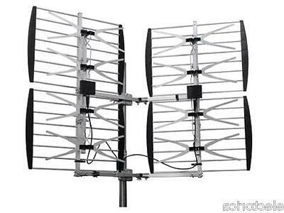HEAVY VHF UHF OUTDOOR HDTV HD TV BAY DTV