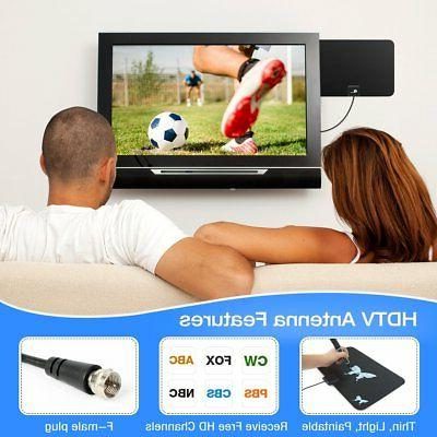 1byone Antenna HDTV 4K HD TV Sky Digital