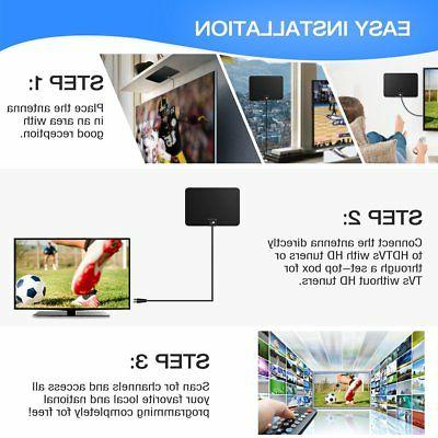 1byone 4K TV Signal Digital CD UHF FM