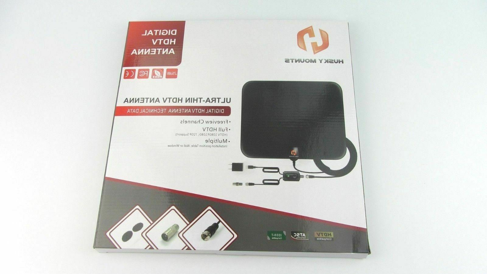 Indoor Digital 200 Miles 1080P Signal HDTV