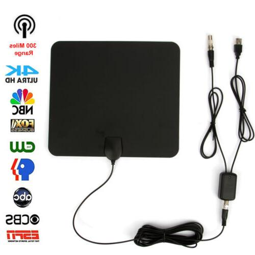 indoor signal amplified hdtv tv hd antenna