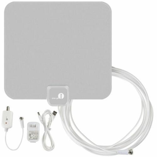 1byone FM VHF 1080P HD Signal 100 Digital Amplifier