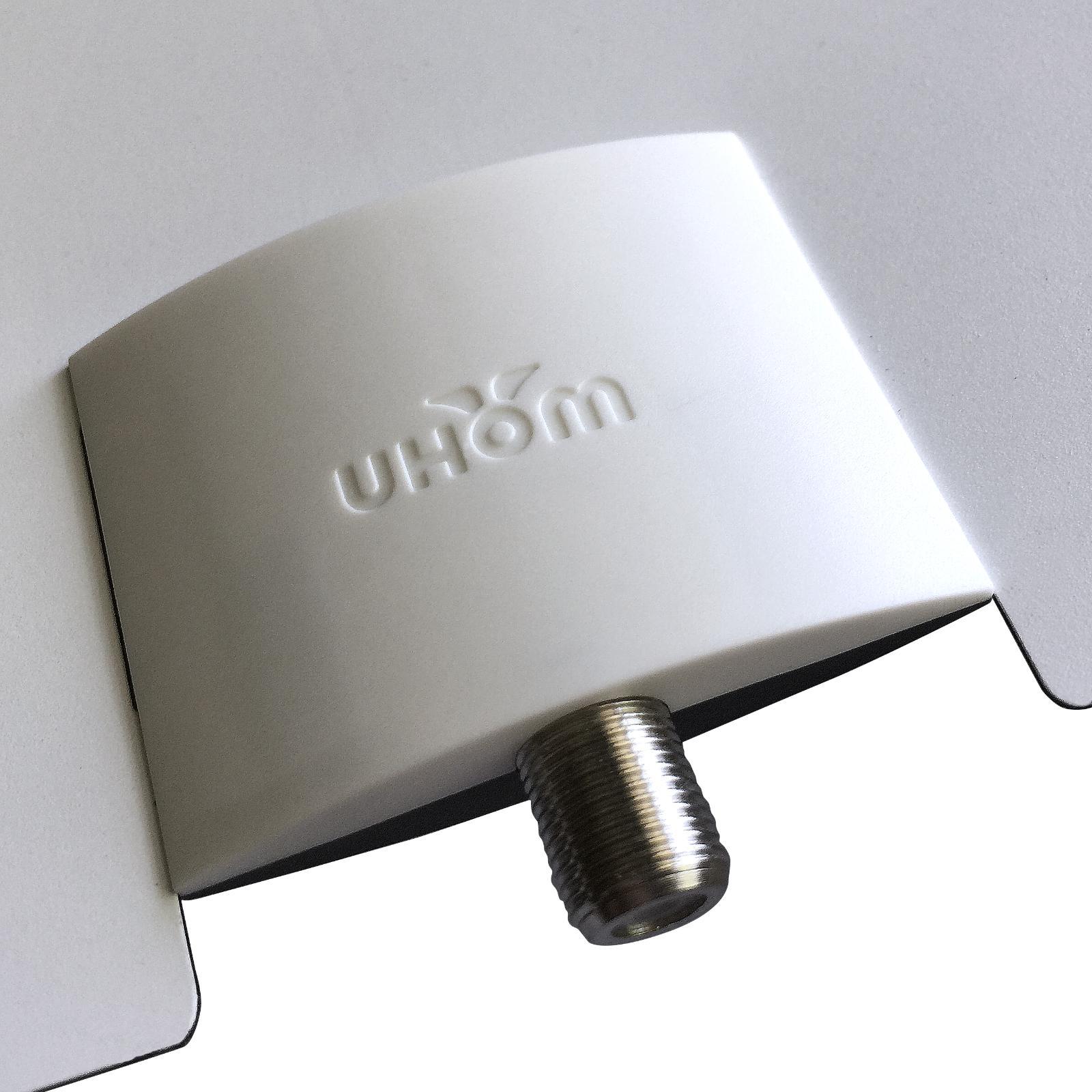 Mohu Leaf® 65-Mile Range HDTV Antenna - Cord Cutting