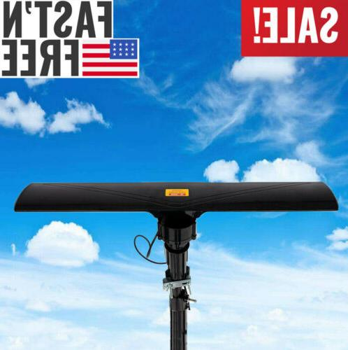 long range 420 miles outdoor amplified hd