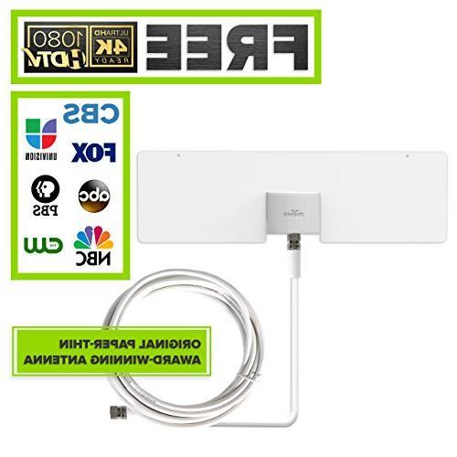 mohu leaf metro antenna mile range mh 110633