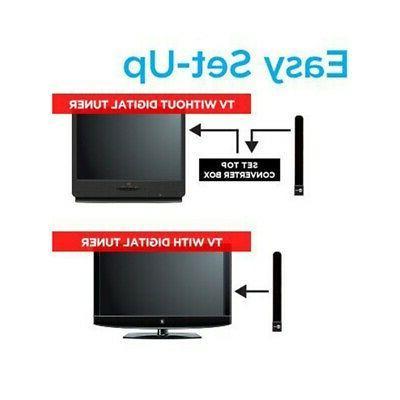 NEW TV 1080p 100&FREE TV Digital Ditch US