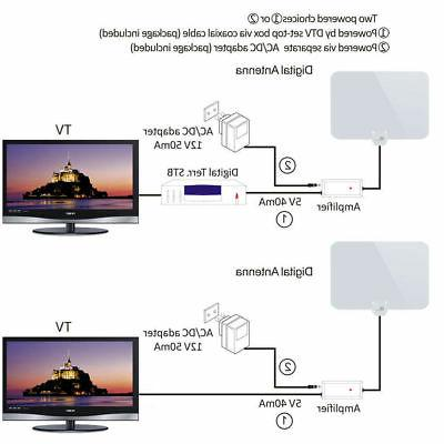 1byone Antenna Digital with Amplifier Signal