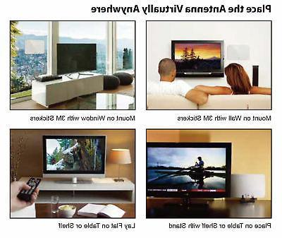 1byone Digital Antena Indoor with Signal