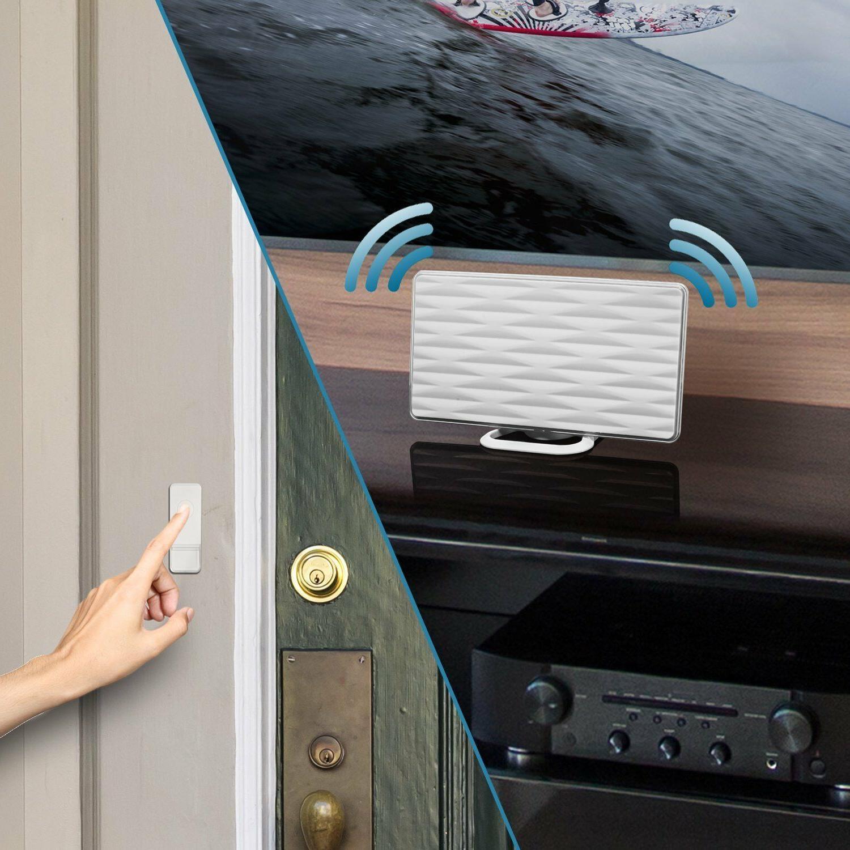 NEW ViewTV VT-826DJ Indoor and Doorbell Receiver