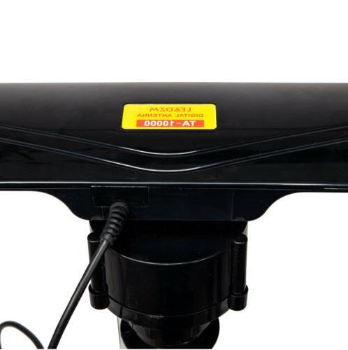 Leadzm 150 Amplified Antenna HD TV UHF/VHF/FM