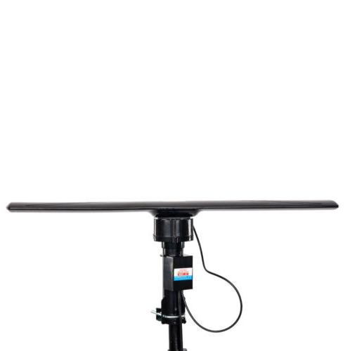 Leadzm Outdoor 150 Miles Amplified TV UHF/VHF/FM