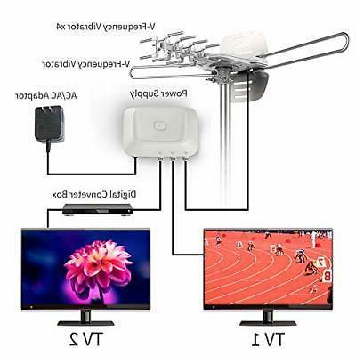 Vansky Outdoor TV 150 Range,