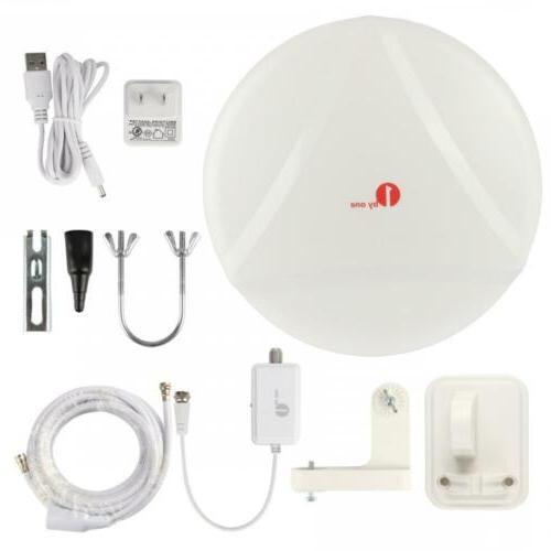 1Byone Antenna Outdoor Omni-directional 360 Degree Antenna Newest