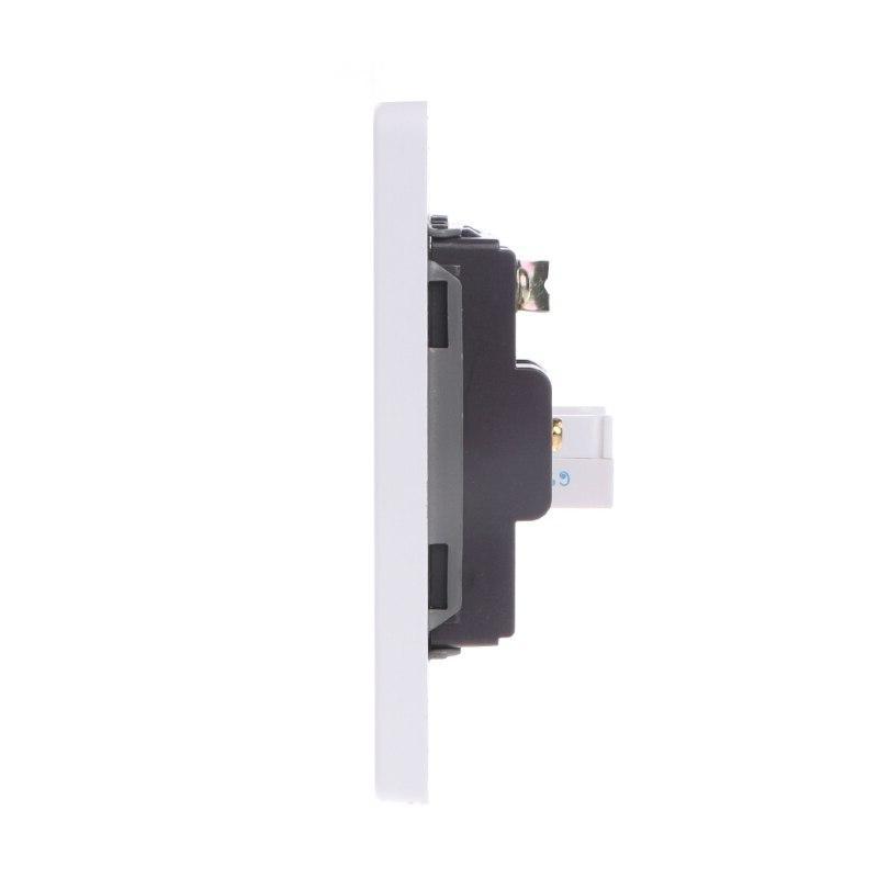 RJ45 Network Adapter+<font><b>TV</b></font> <font><b>Antenna</b></font> Coaxial Wall <font><b>Mount</b></font> Faceplate Panel Socket