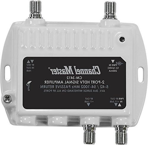 set distribution amplifier