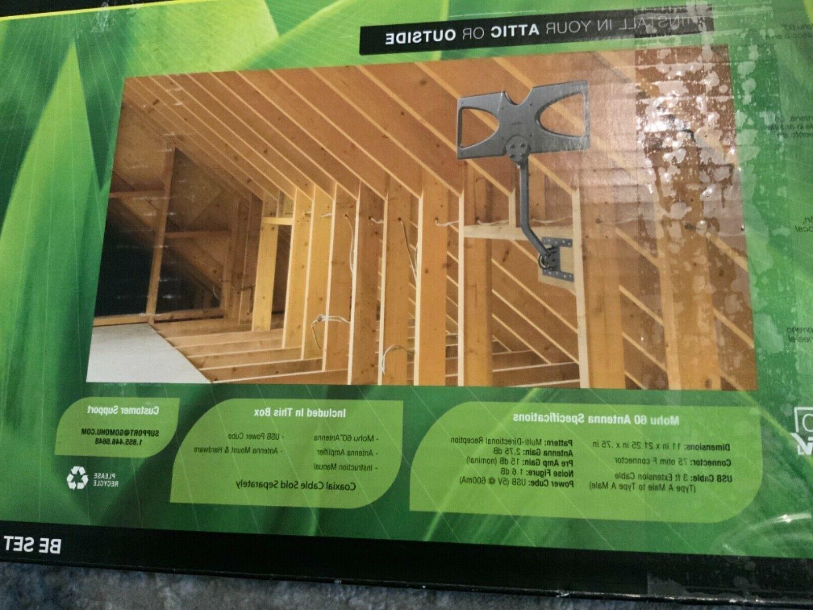Mohu / Outdoor HDTV Antenna