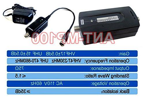 Super HD Reception Range Booster For Digital