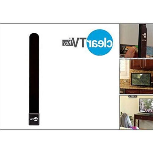 2*Clear HDTV Free TV Stick Satellite Indoor Cable