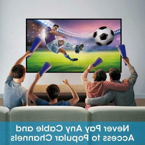 HD Amplified Digital HDTV 65-90 Local...
