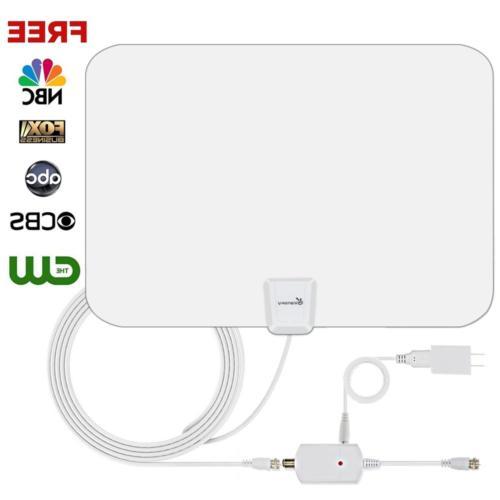 Vansky TV Antenna - HD Amplified Digital HDTV Antenna 65-90