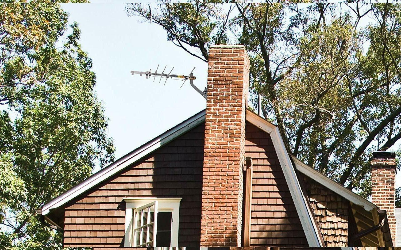 TV Antenna - Outdoor Yagi Satellite Antenna 150 Mile Range