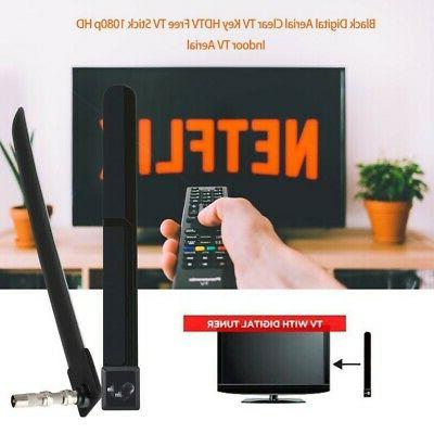Ultra-Thin HD HDTV Digital Free TV US