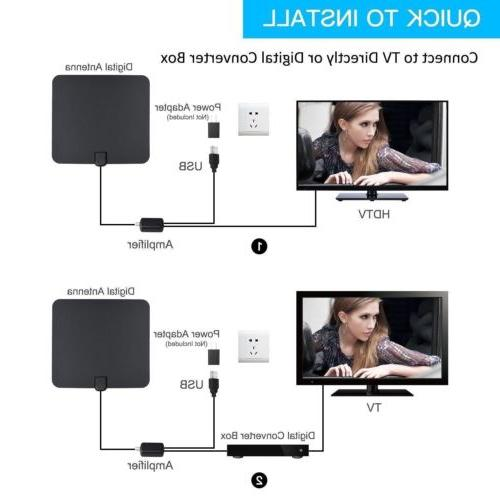 Ultra HDTV HD Signal Antenna 300
