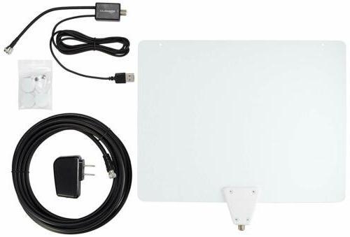 AmazonBasics Ultra Indoor TV Mile