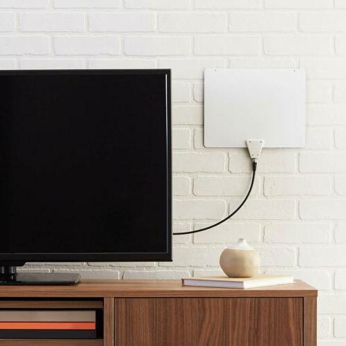 AmazonBasics TV Antenna Mile Range