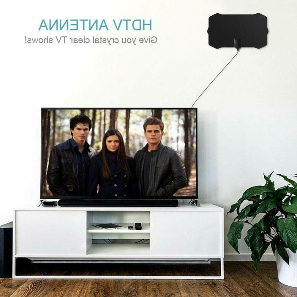 Upgraded with Amplifier Digital HDTV Amplified