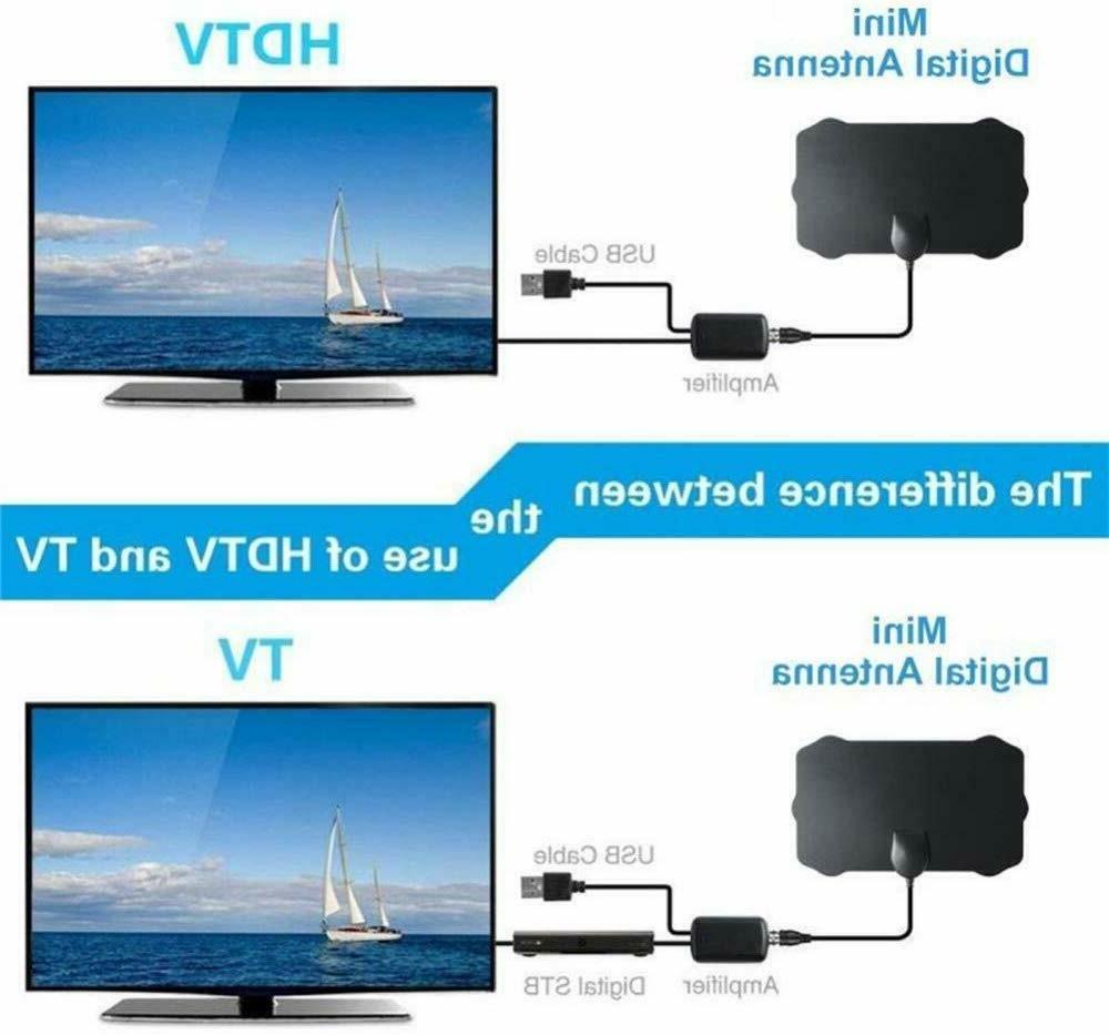 Upgraded TV Antenna HDTV