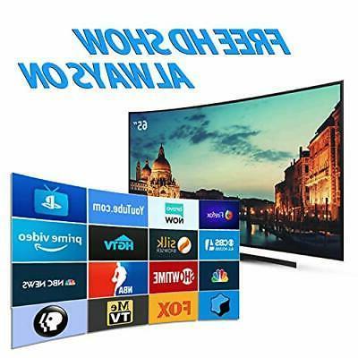 Vansky Outdoor TV Antenna Range,