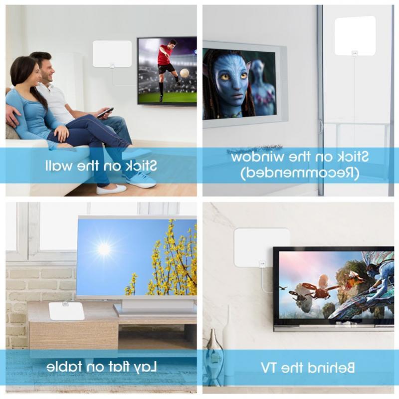 HD Amplified 65-90 Broadcast