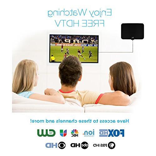 Vansky VS-TX04 HD Antenna Local Channels 1080p Older