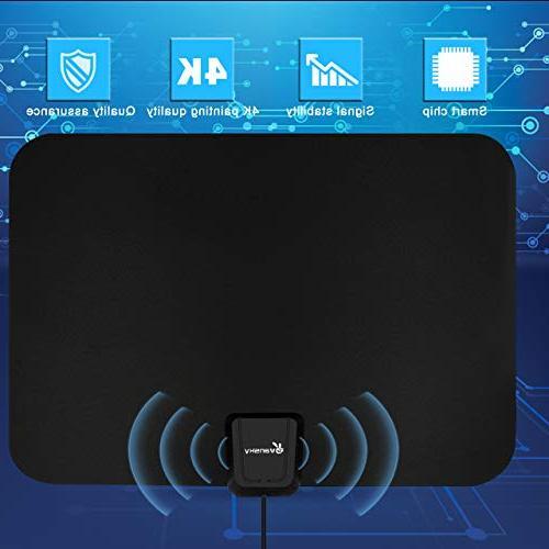 Vansky VS-TX04 Digital HD Mile Local 1080p TVs, 50-80Mile,