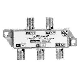 Linear 2534 Channel Plus 4-Way Splitter/Combiner
