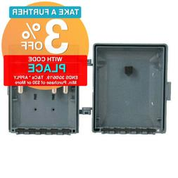 Kingray MHW35F 34DB UHF VHF Masthead F Type LTE 4G + Band1 F