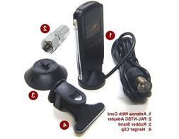 Mini Portable Aerial Antenna for TV Tuner / Digital Televisi