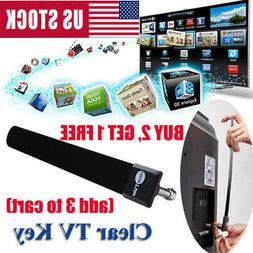 NEW Clear TV Key 1080p HDTV 100+ FREE HD TV Digital Indoor A
