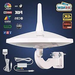 New Generation TV Antennas Outdoor 720 Dual-Omni Reception U