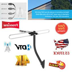 1Byone Outdoor Digital TV Antenna Amplified Strong Signal 10