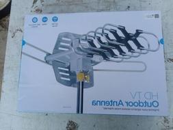 Vansky Outdoor Hdtv Antenna Digital TV 150 M Amplified Remot