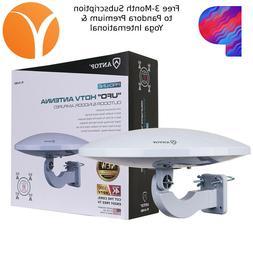 ANTOP PL-414BG UFO 360 Degree Amplified Outdoor/Attic HD TV