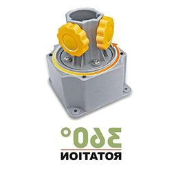 BoostWaves Replacement 360° Rotation Motor for Outdoor Ante