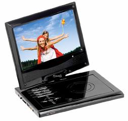 Supersonic Sc-178dvd 7 Portable Dvd Player with Usb, Sd Card