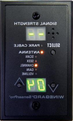 Winegard Co Sensor Pro Signal Meter Black Rfl-332