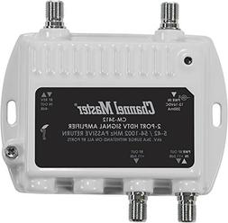 Channel Master 3412 2-Set Distribution Amplifier - Quantity