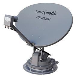 Winegard SKA-733 TRAV'LER Shaw Direct RV Satellite TV Antenn