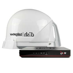 Dish Network Tailgater4-DT4400-Newest Model-Portable Antenna